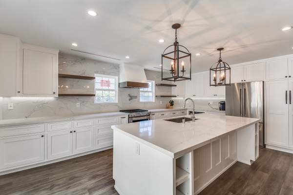 Kitchen design and remodeling - Thousand Oaks