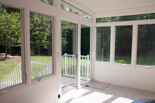 Sunrooms Hullco offers the only insulated sunroom in the area. Whether you're looking to enclose a patio or deck, or build a new custom sunroom from th