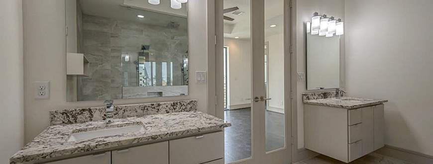 2514 Pease Ground up luxury townhouses East of downtown Houston.