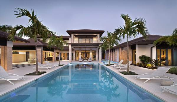 Pool and Spa Construction in Boca Raton