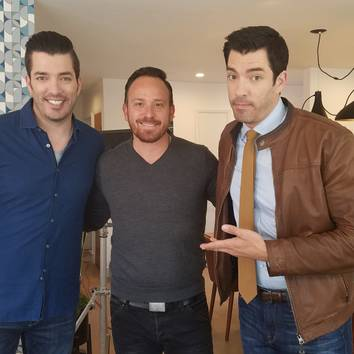 """Creation 7 on HGTV Property Brothers show """"Forever-Home"""""""