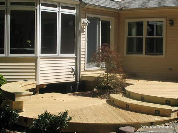Decks, Patios and Sunrooms from Summit Design Remodeling Here is a sampling of some of the decks, patios, sunrooms, etc. that Summit Design Remodeling