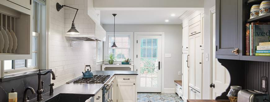 A sample of remodeling projects from Buckminster Green
