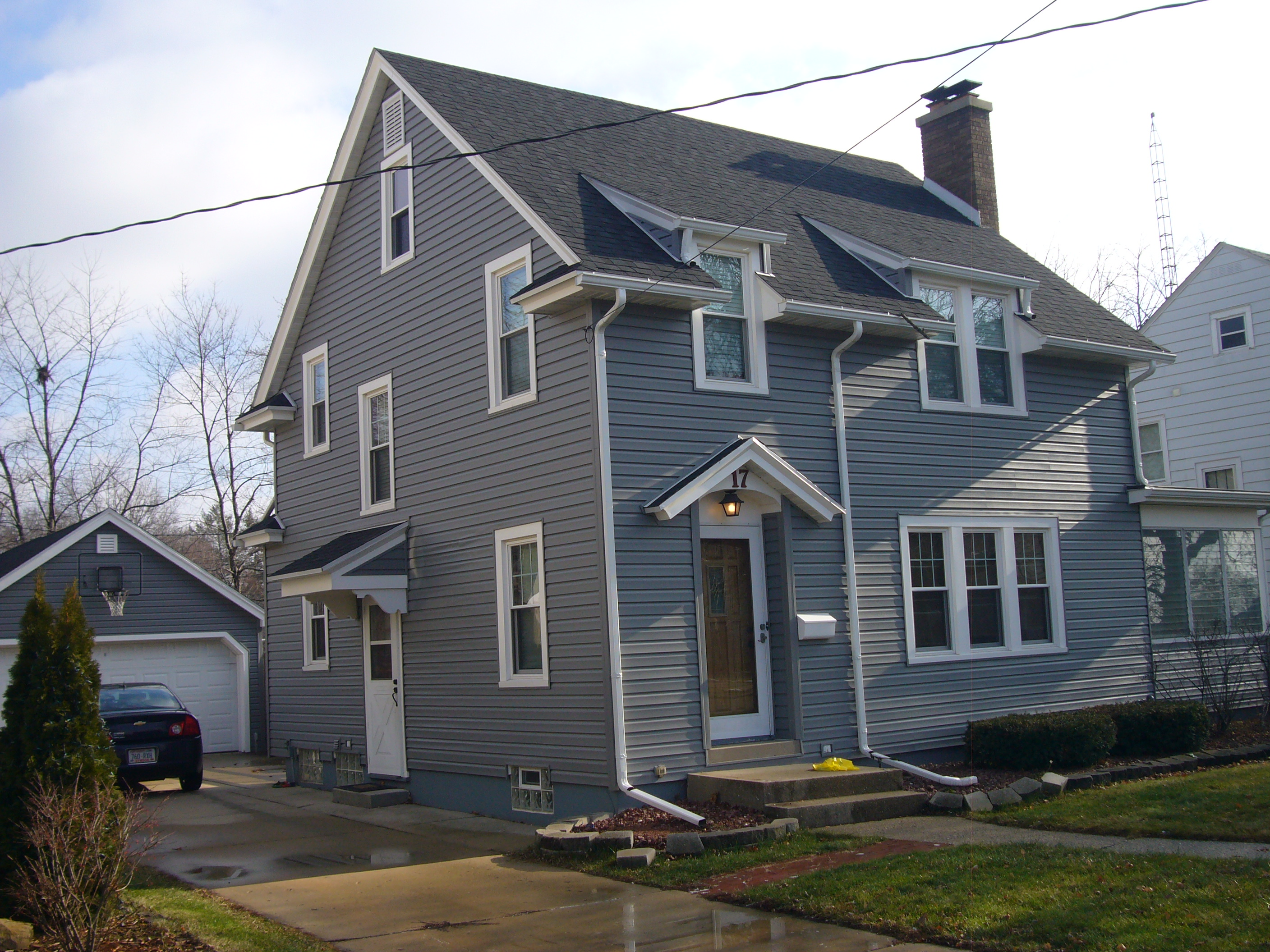 Various Project By All Exteriors Plus