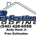 Perfection Roofing Logo