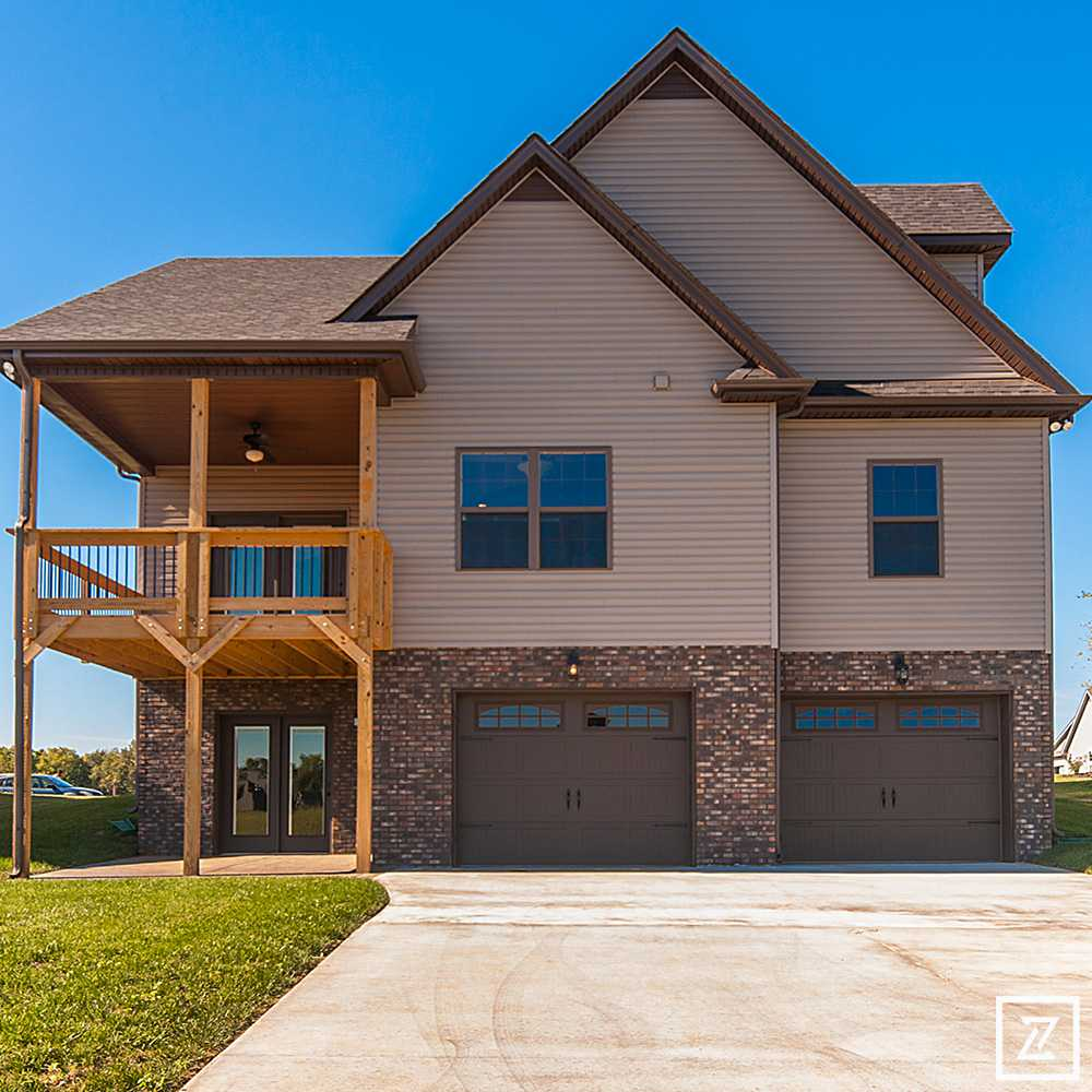Quality Home Exteriors: Rick Reda Homes Llc, Clarksville, TN