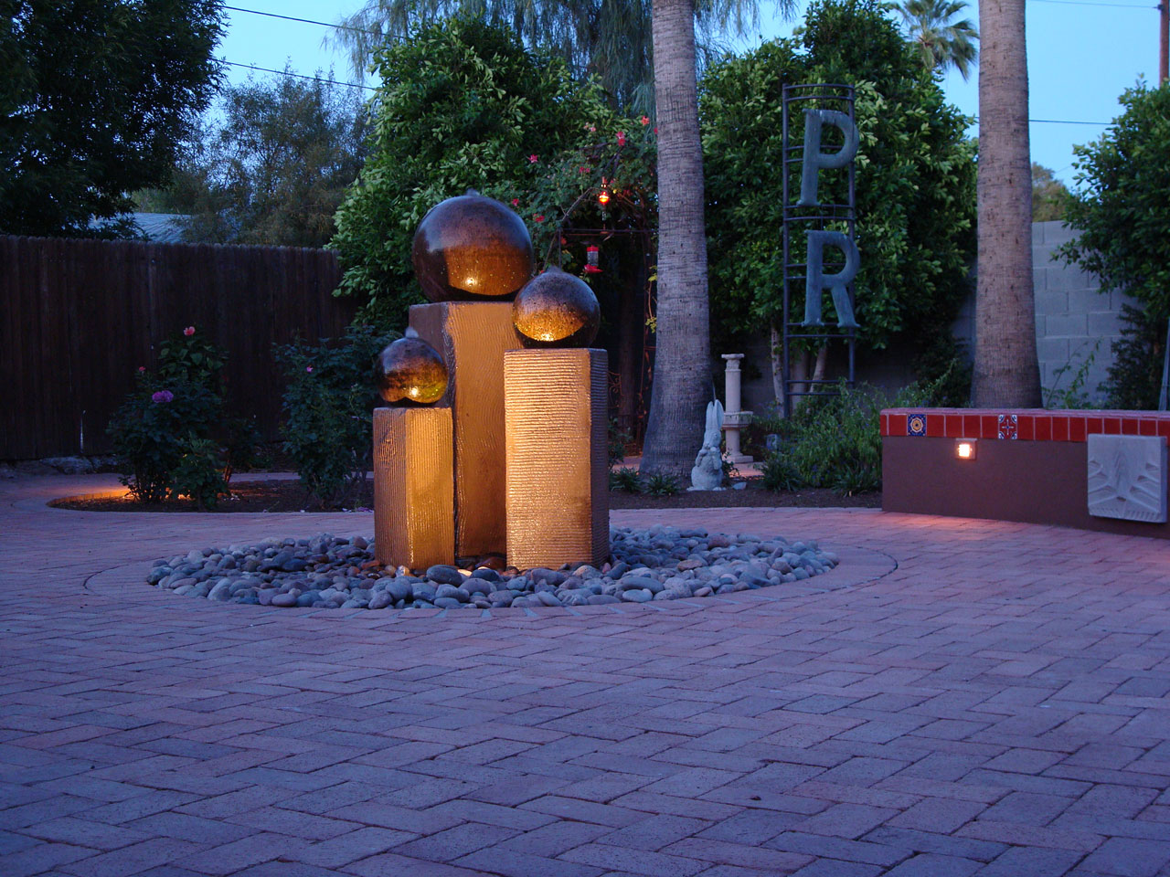 landscaping our outdoor lighting systems help to create beautiful outdoor living spaces we also service