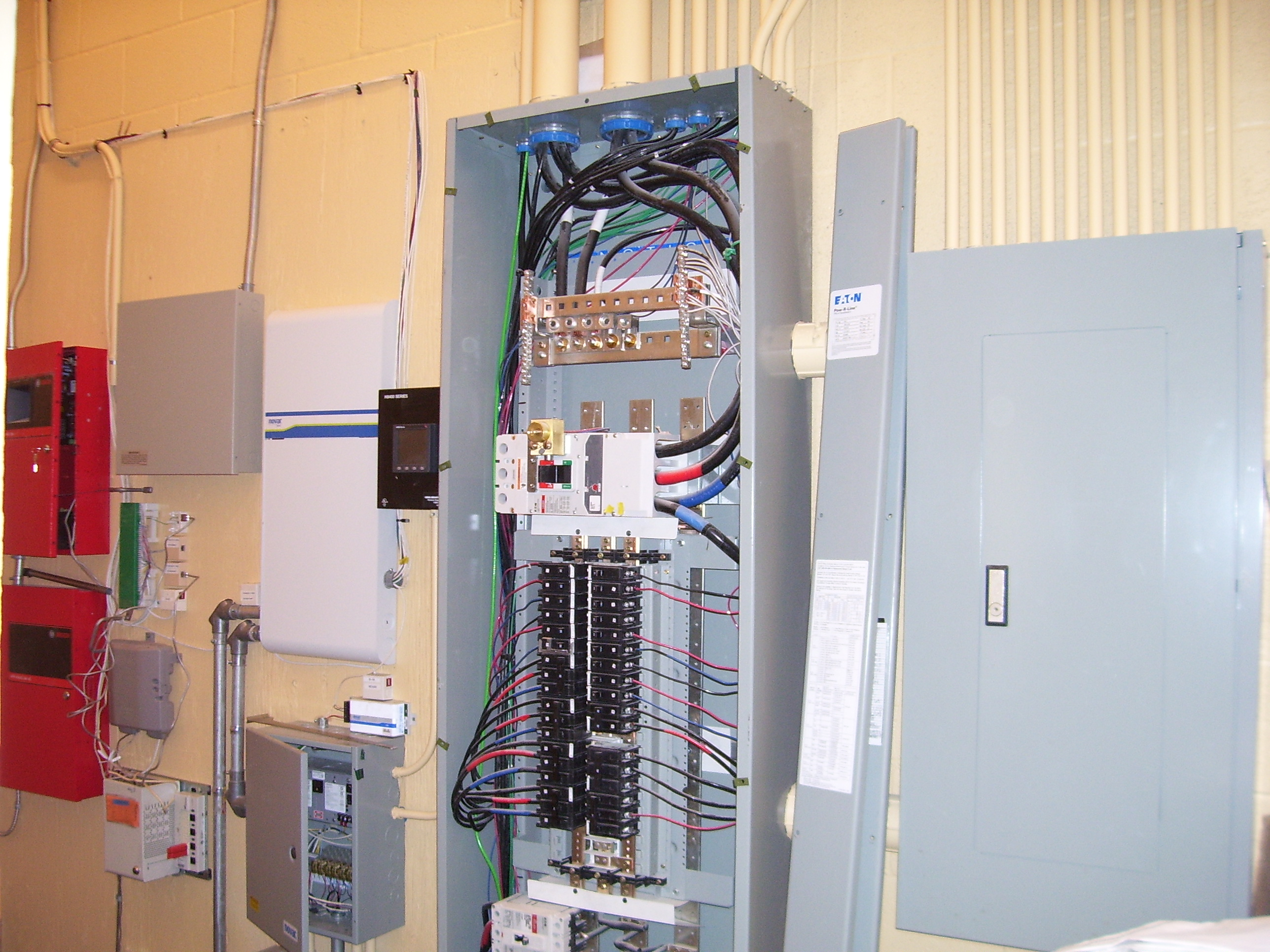 Residential Electric Panel Wiring Diagram Trusted Diagrams Service Home Services Llc Schematics U2022 Power