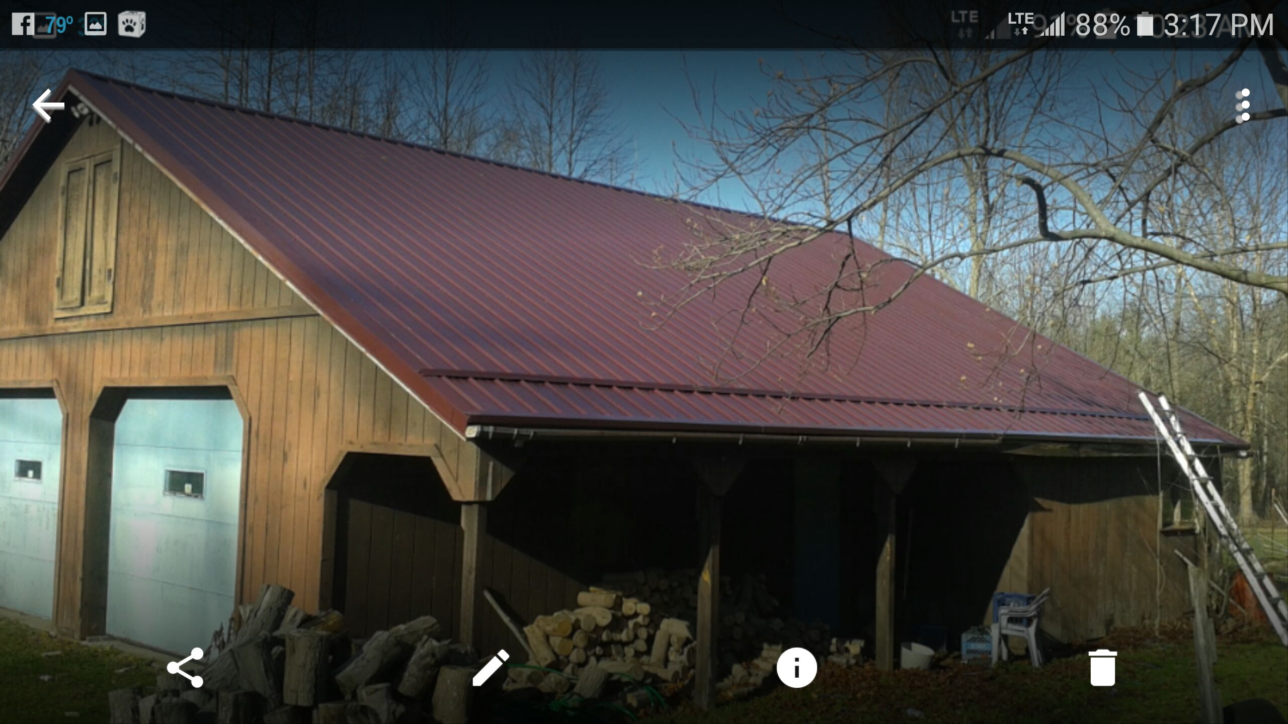 Photos From Ex Amish Metal Roofing