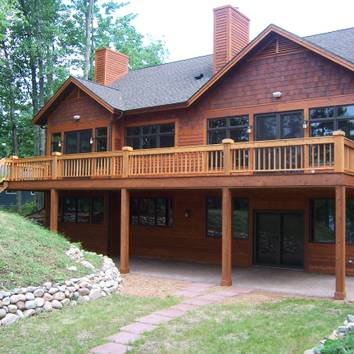 Timber River Custom Homes And Design | Wi | Get A Bid | Buildzoom