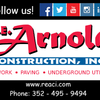R E Arnold Construction Inc