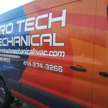 Pro Tech Mechanical Inc