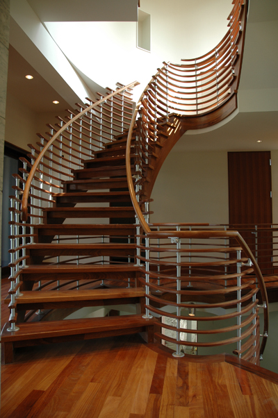 Superb Choice Stairways Inc Project