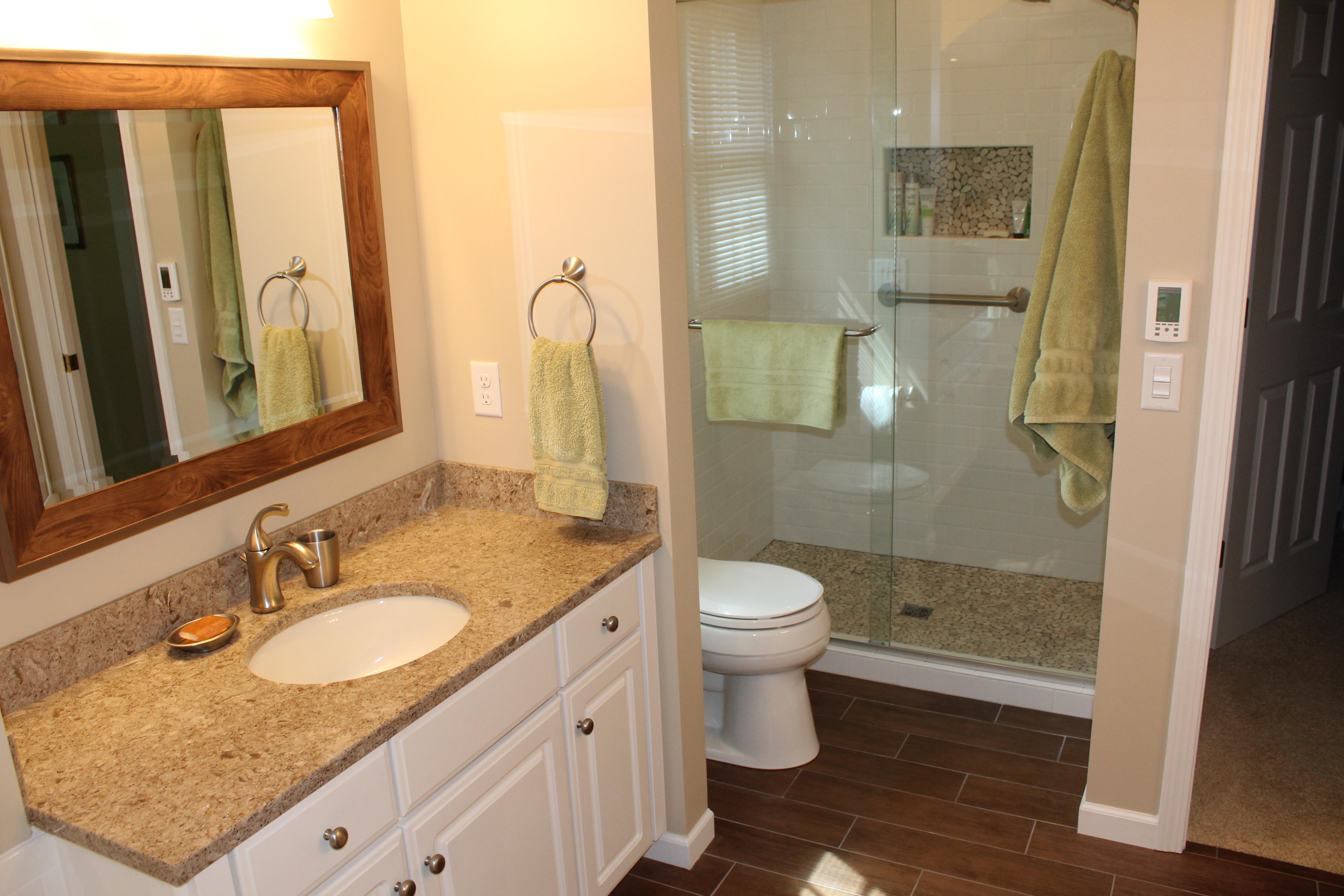 Portage Bathroom Remodel