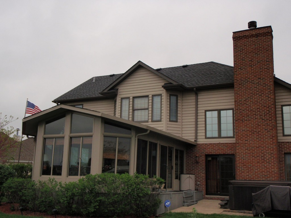 Projects By A+ Roofing