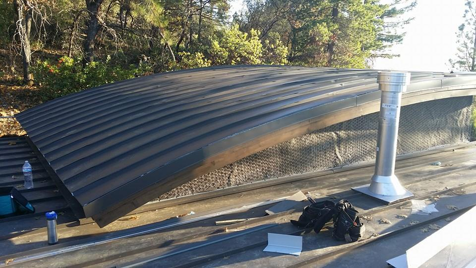 Photos From Sacramento Steel Roofing