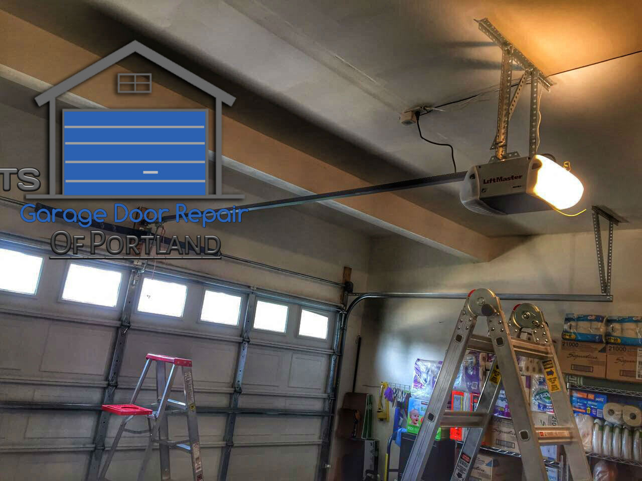 ETS Garage Door Repair Of Portland Portland Garage Door Repair By ETS  Services Is A Locally