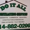 Do It All Contracting Services