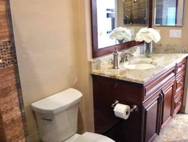 Project Galleries From Bickoff Construction Inc From Boynton Beach FL - Bathroom remodeling boynton beach fl