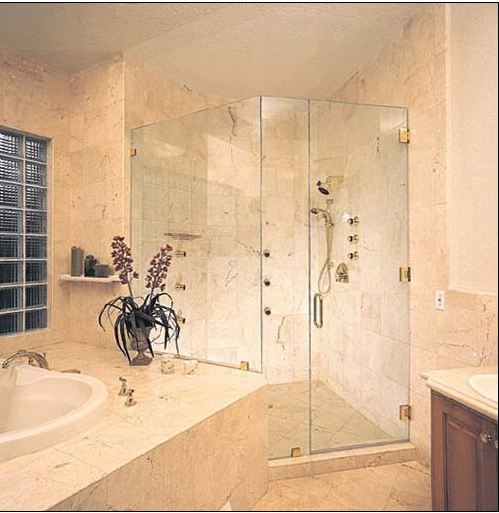 Delightful Project Photos From South Bay Showers Inc