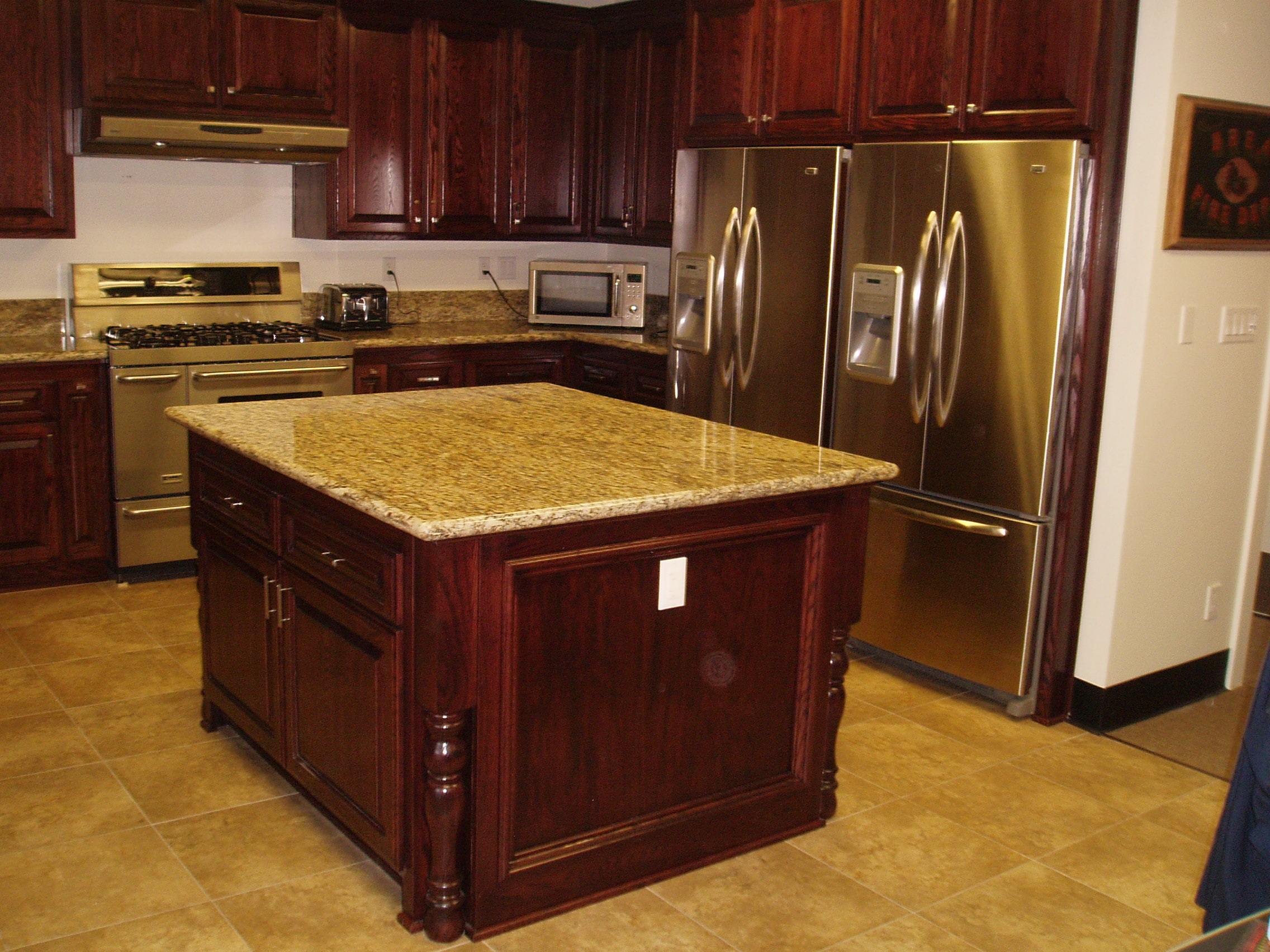 Larsons Furniture And Cabinetry Project
