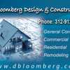 D. Bloomberg Construction, Inc.