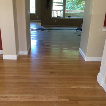 Elegant Hardwood Floor Seattle Read